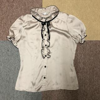 パウダーシュガー(POWDER SUGAR)のパウダーシュガー ブラウス(シャツ/ブラウス(半袖/袖なし))