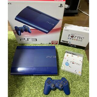 プレイステーション3(PlayStation3)のPS3本体+torne(家庭用ゲーム機本体)