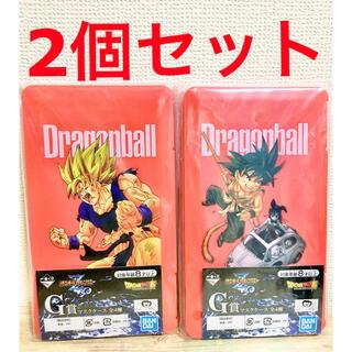 ドラゴンボール - 一番くじ ドラゴンボール VSオムニバスZ  マスクケース 2個セット 孫悟空