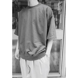 AURALEE オーラリー  EDIFICE別注 スーパーハイゲージスウェットT(Tシャツ/カットソー(半袖/袖なし))