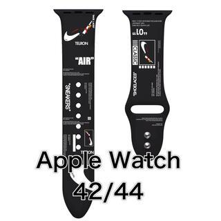 Apple Watch専用 スポーツバンド ラバーバンド(ラバーベルト)