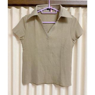 INDIVI - ポロシャツ