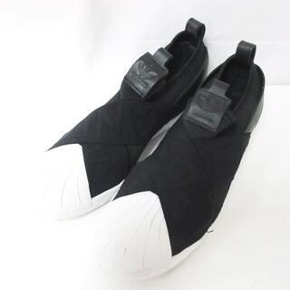adidas - アディダス SUPER STAR SLIP ON CQ2382 24.5cm