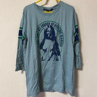 ジョーイヒステリック(JOEY HYSTERIC)のJOEYHYSTERIC/タグ付き新品8部丈Tシャツ/ジョーイヒステリック(Tシャツ/カットソー)
