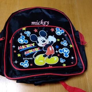 ミッキーマウス リュックサック キッズサイズ(リュックサック)