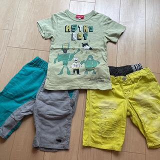 ブリーズ(BREEZE)のTシャツ半ズボンセット(Tシャツ/カットソー)