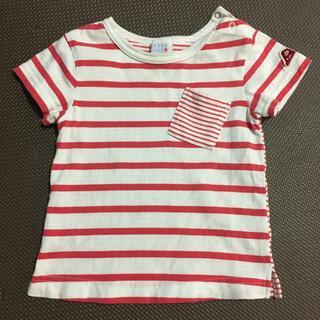 ハッカベビー  Tシャツ 80サイズ(Tシャツ)