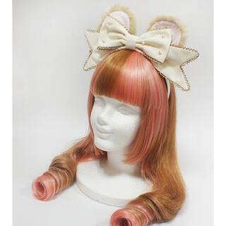 アンジェリックプリティー(Angelic Pretty)のプレゼントBearカチューシャ(カチューシャ)