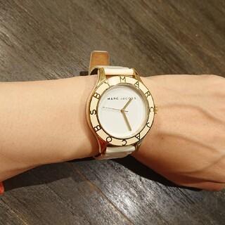 MARC JACOBS - マークジェイコブス 腕時計 ホワイト