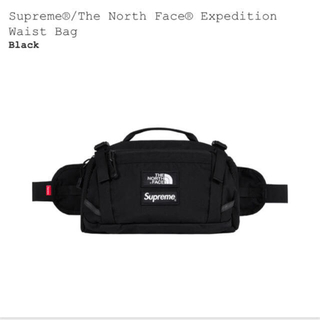 Supreme - supreme/the north face  waist bag