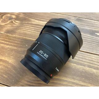 Panasonic - LUMIX S 20-60mm F3.5-5.6 ズームレンズ