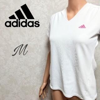 アディダス(adidas)のadidas climalite レディース 半袖Tシャツ(Tシャツ(半袖/袖なし))