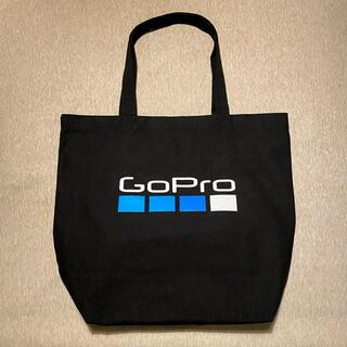 ゴープロ(GoPro)の新品 未使用 GoPro 非売品トートバッグ 肩掛け可能 大容量 トートバック(トートバッグ)