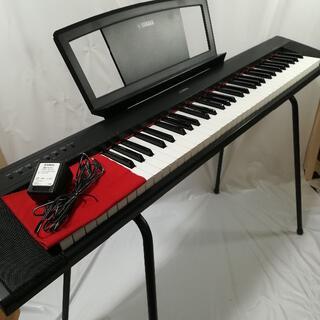 ヤマハ - 送料無料!YAMAHA ヤマハ電子ピアノNP-31 スタンド付き