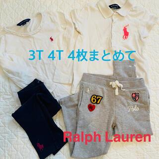 Ralph Lauren - Ralph Lauren まとめて4枚 美USED 3T 4T