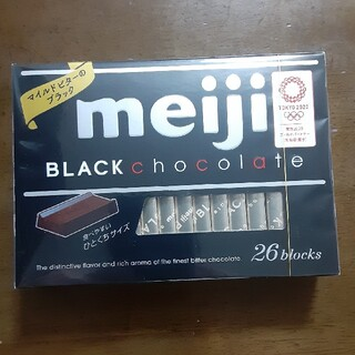 明治 - 明治 meiji  ブラックチョコレート  26枚入り