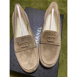 シャネル(CHANEL)の🌸CHANEL ローファー37サイズ🌸(ローファー/革靴)