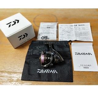 DAIWA - 15 LUVIAS 2004