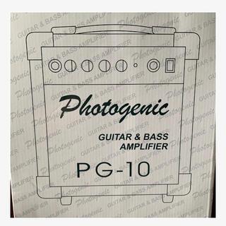 フォトジェニック(Photogenic)のPhotogenic ギター ベース アンプ PG-10(ギターアンプ)