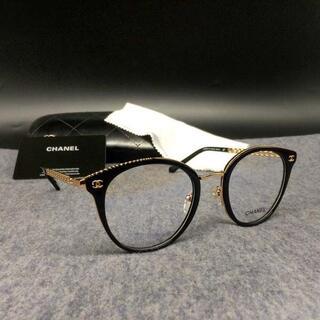 CHANEL - シャネル CHANEL 3364 メガネ フレーム サングラス ブラック