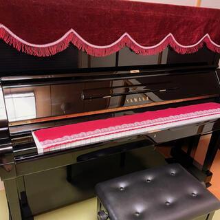 ヤマハ(ヤマハ)のヤマハ アップライトピアノ UX(1978年製)(ピアノ)