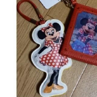 Disney - ミニーマウス バックチャーム