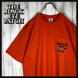 【超希少カラー】 新品 BLACK EYE PATCH Tシャツ 即完売