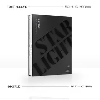 ASTRO Blu-ray STAR LIGHT(K-POP/アジア)