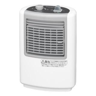 パナソニック(Panasonic)のPanasonic DS-F704-W 電気ファンヒーターポッカレットトイレ風呂(電気ヒーター)