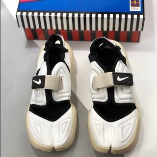ナイキ(NIKE)の24cm Nike Aqua Rift 「summit white」サンダル(サンダル)