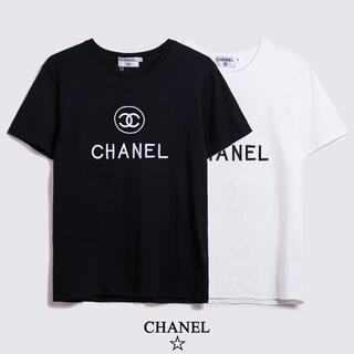 CHANEL Tシャツ 4枚10000円送料込み 男女兼用 半袖 美品