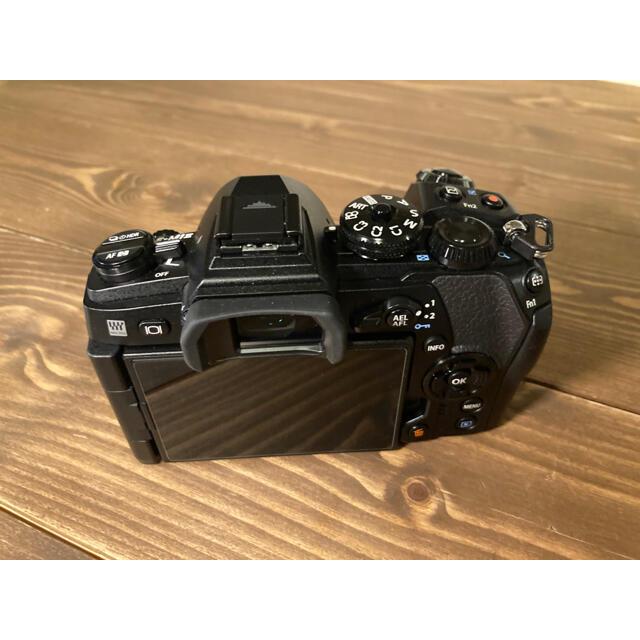 OLYMPUS(オリンパス)のOM-D E-M1 Mark II 本体 スマホ/家電/カメラのカメラ(ミラーレス一眼)の商品写真