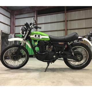 Kawasaki  TR250 自賠責残1年あり