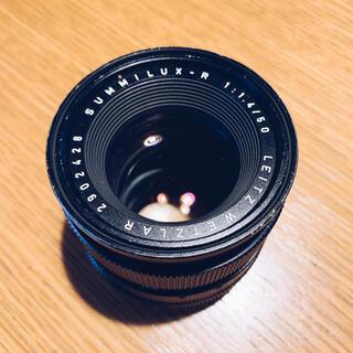 ライカ(LEICA)のLEICA ライカ ズミルックス F1.4 50ミリ希少(レンズ(単焦点))