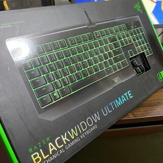 レイザー(LAZER)のRAZER BLACKWIDOW ULTIMATE / ブラックウィドウ(PC周辺機器)