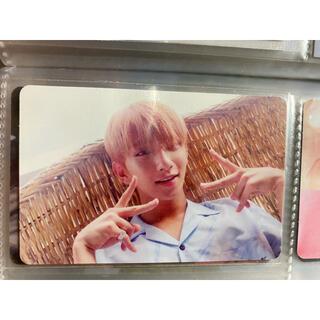 セブンティーン(SEVENTEEN)のteen age ジョシュア green(K-POP/アジア)