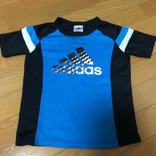 アディダス(adidas)のアディダスTシャツ 120サイズ(Tシャツ/カットソー)