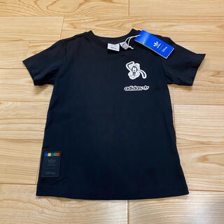 アディダス(adidas)の新品 アディダス ディズニー Tシャツ 100(Tシャツ/カットソー)