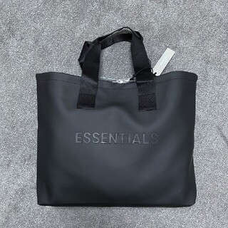 Essential - FOG Essentials エッセンシャルズ トートバック ブラック