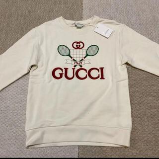 Gucci - 大人気❗️新品未使用❗️グッチチルドレン テニス スウェット サイズ10 140