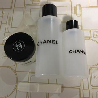 CHANEL - CHANEL コスメ 詰め替えボトル