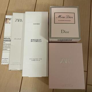 ディオール(Dior)の香水 空き箱  マルジェラ、Dior他(容器)