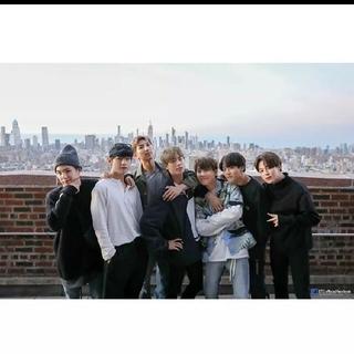 BTS タペストリー 壁掛け(K-POP/アジア)