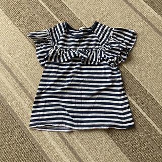 ジーユー(GU)の美品 ジーユー Tシャツ 150 (*˘ᗜ˘*).。.:*♡(Tシャツ/カットソー)