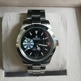 ROLEX - 即購入OK!!!SSランク ロレックス メンズ 腕時計