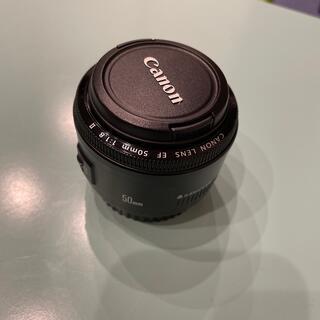 Canon EF50mm f1.8 Ⅱ ジャンク品