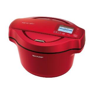 シャープ(SHARP)の新品未使用 ヘルシオ ホットクック(調理機器)