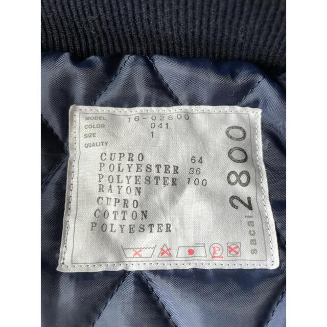 sacai(サカイ)のsacai サカイ 16aw 刺繍ブルゾン ジャケット メンズのジャケット/アウター(ブルゾン)の商品写真