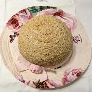 ドルチェアンドガッバーナ(DOLCE&GABBANA)のドルチェ&ガッバーナキッズハット (帽子)