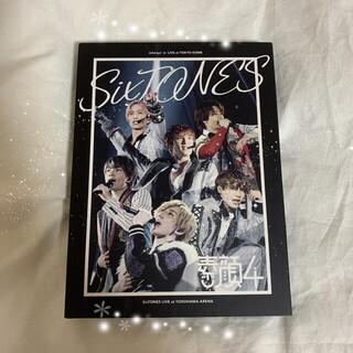 素顔4 SixTONES盤(アイドル)